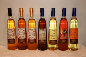 Botellas de 70 cl