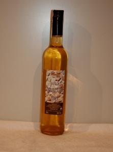Licor de orujo con miel